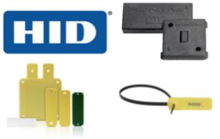 HID UHF RFId Tags